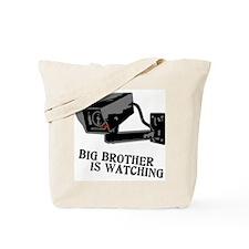 CCTV Big Brother Is Watching Tote Bag