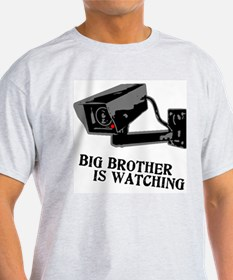 CCTV Big Brother Is Watching T-Shirt