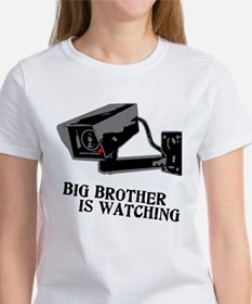 CCTV Big Brother Is Watching Tee