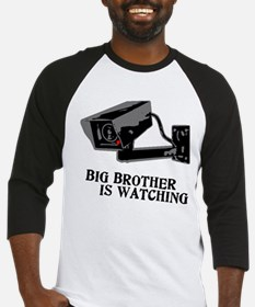 CCTV Big Brother Is Watching Baseball Jersey