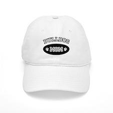 Bulldog Mom Baseball Cap
