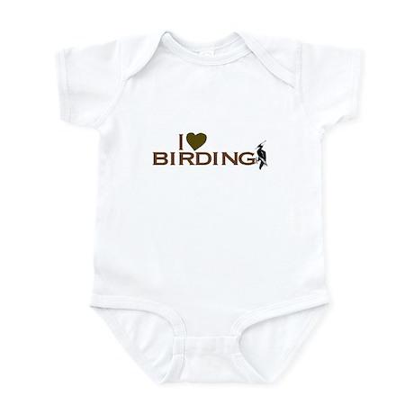 I Love Birding Infant Bodysuit