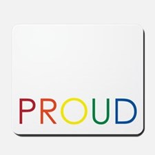 Gay Pride Mousepad