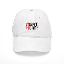 MEATHEAD! Baseball Cap