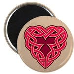 """Chante Heartknot 2.25"""" Magnet (10 pack)"""