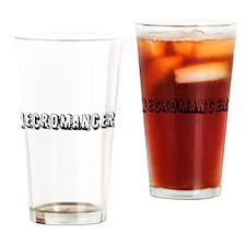 NECROMANCER Drinking Glass