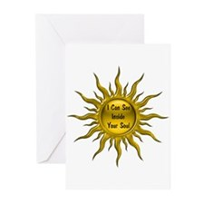Seer Greeting Cards (Pk of 10)