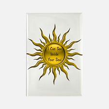 Seer Rectangle Magnet (100 pack)