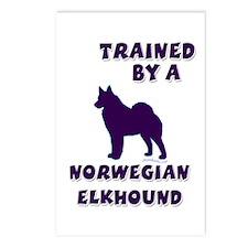 Elkhound Ppl Postcards (Package of 8)