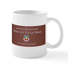 Beale Air Force Base Mug