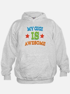 My Gigi Is Awesome Hoodie