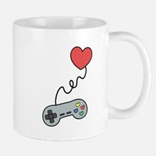 Don't play with my heart via game controller Mug