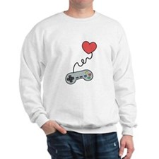 Don't play with my heart via game controller Sweat