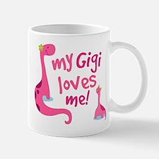 My Gigi Loves Me Mug