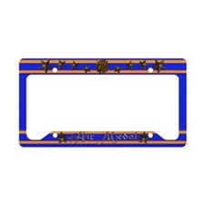 Harvest Moons Air Medal License Plate Holder