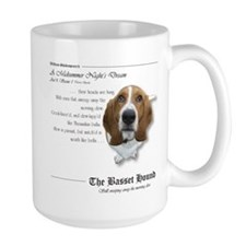 Shakespeare Basset Quote Mug