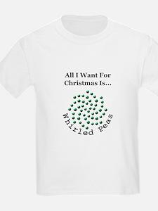 Christmas Peas 2 T-Shirt
