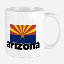 I HEART ARIZONA FLAG Mug
