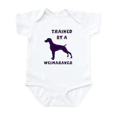 Weimaraner Ppl Infant Bodysuit
