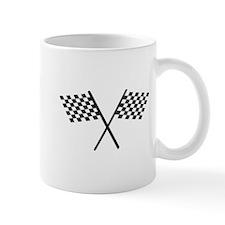 Racing Checkered Flags Mug