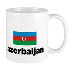 I HEART AZERBAIJAN FLAG Mug