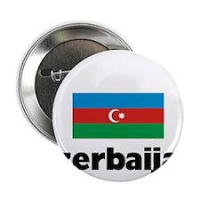 "I HEART AZERBAIJAN FLAG 2.25"" Button"