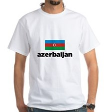 I HEART AZERBAIJAN FLAG T-Shirt