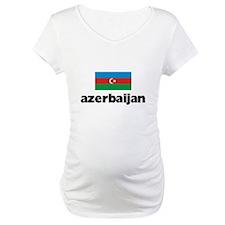 I HEART AZERBAIJAN FLAG Shirt