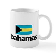 I HEART BAHAMAS FLAG Mug