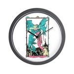 Dragon & Maiden Wall Clock