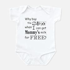 Mommy's Milk Infant Bodysuit
