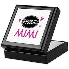 Proud Mimi Keepsake Box