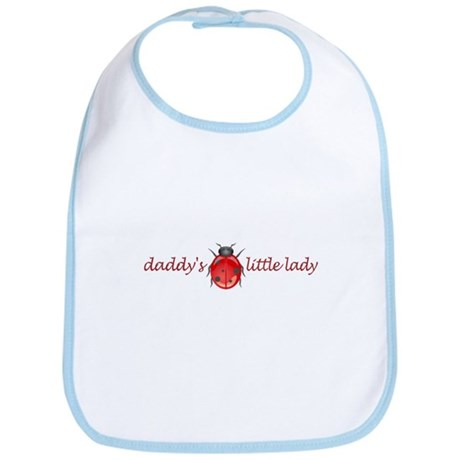 Daddy's Little Lady Bib