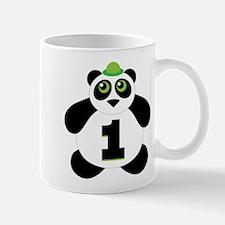 Panda Babys 1st Birthday Mug