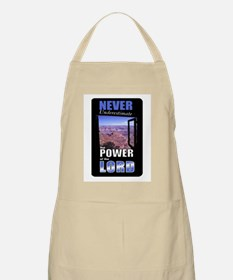 The Power of the Lord BBQ Apron