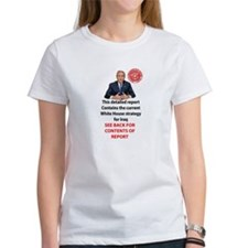 blank strategy on Iraq war Tee