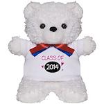 Class of 2014 (butterfly) Teddy Bear