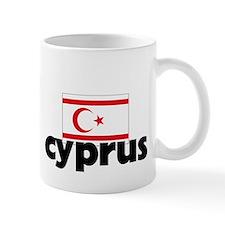 I HEART CYPRUS FLAG Mug