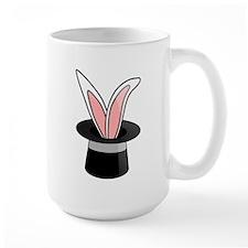 Rabbit In Magician Hat Mug
