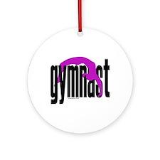 Gymnastics Ornament - Gymnast