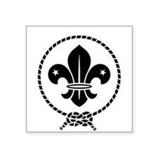 King's Jack Sticker