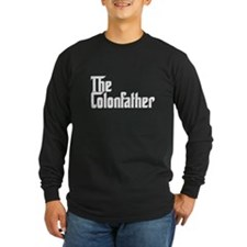 the colon father 2 Long Sleeve T-Shirt