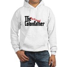 the colon father retired Hoodie