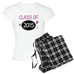 Class of 2015 (butterfly) Women's Light Pajamas