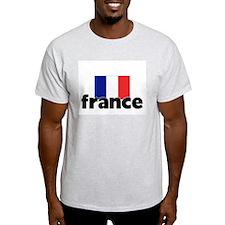I HEART FRANCE FLAG T-Shirt