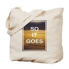KURT VONNEGUT DESIGN Tote Bag