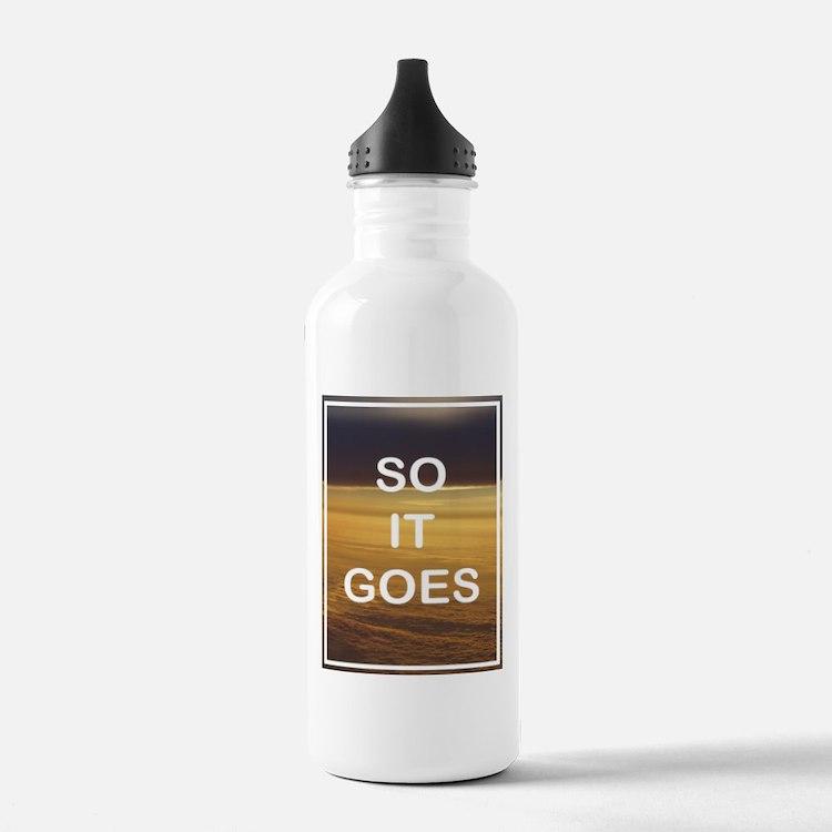 KURT VONNEGUT DESIGN Water Bottle