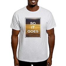 KURT VONNEGUT DESIGN T-Shirt