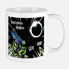 Dragonfly Eclipse_GA Mugs