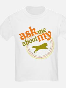 Belgian Tervuren Kids T-Shirt